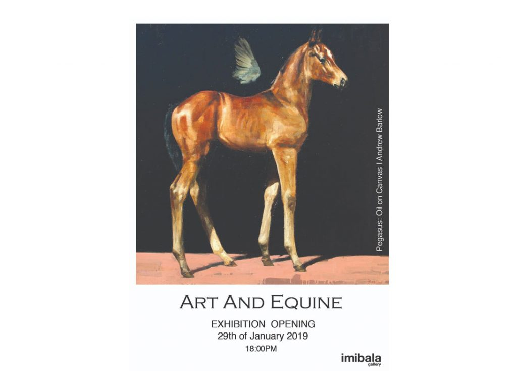 Art-and-Equine-Poster