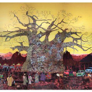 Baobab (9 Panels)