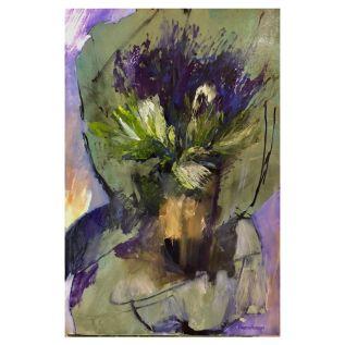 Abstract Protea