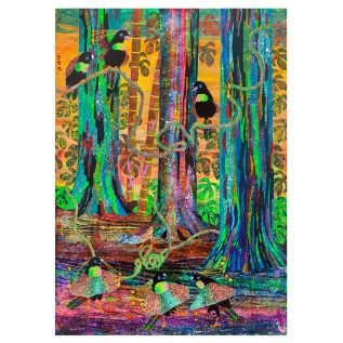 Rainbow Eucyluptus Glade