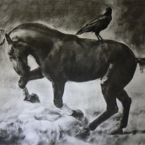 Equus Rampant no1